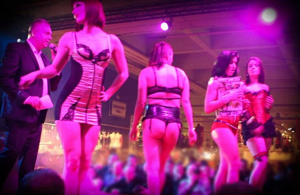 Erotix Girls - Crédit Photo: n.c.