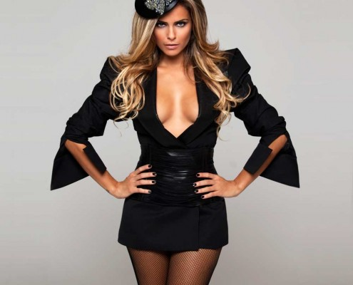 Clara Morgane - Crédit Photo: n.c. (cropped & resized)