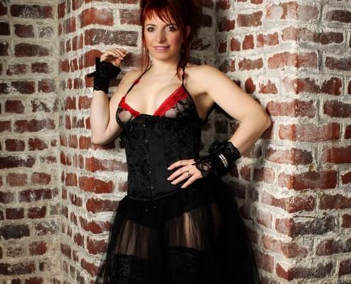 Miss Darline - Crédit Photo: n.c. (cropped & resized)