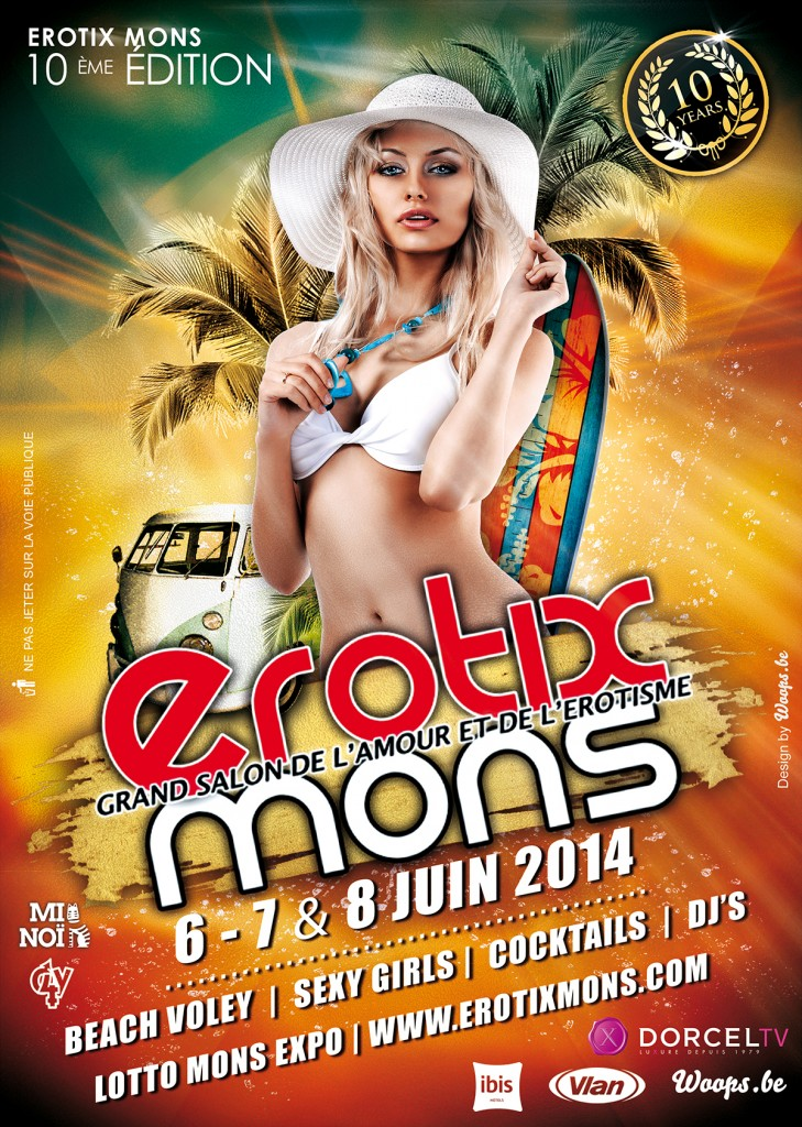 BeachParty ErotixMons 2014