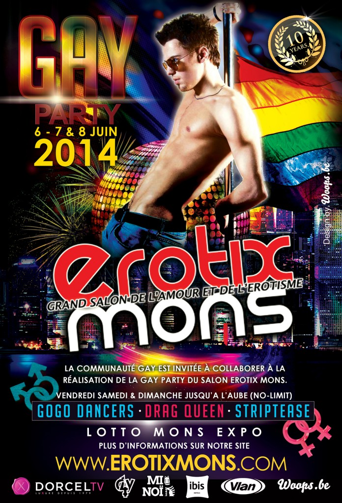 GayParty ErotixMons 2014