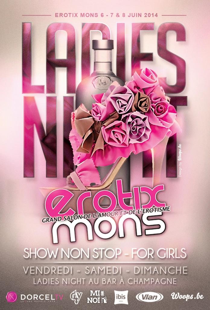 Ladies Night ErotixMons 2014