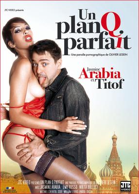 """Cover """"Un Plan Q Parfait"""" (JTC - 2012)"""
