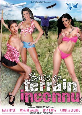 "Cover ""Baise en terrain inconnu"""" (Alkrys - 2012)"