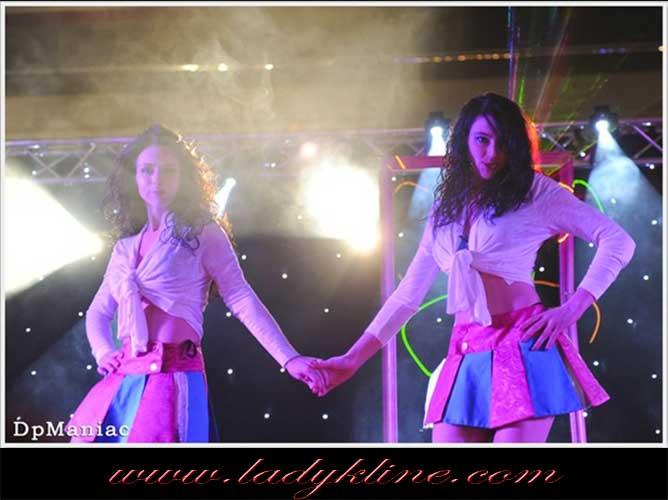 Lady K-Line - Crédit Photo: DP Maniac